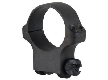 Ruger 6B30HM X-High Blued Hawkeye Matt 30mm Rifle Scope Mount Ring for M77